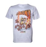 Camiseta Super Mario - Bowser Attack