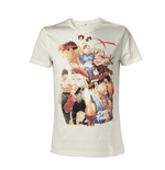 Camiseta Street Fighter - Character Roster