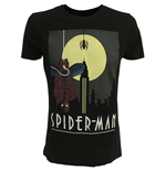 Camiseta Marvel - Spiderman up side-down
