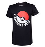 "Camiseta Pokémon "" I Choose you"""
