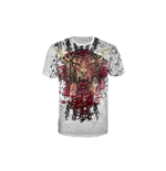 Camiseta Miami Ink - White Tiger