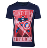 Camiseta Marvel Superheroes 239546
