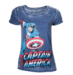 Camiseta Marvel Superheroes - Captain America
