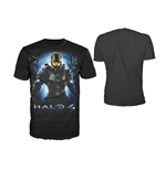 Camiseta Halo 4 - Master Chief Logo