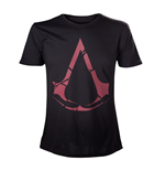Camiseta Assassins Creed Rogue - Red Logo