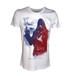 Camiseta Assassins Creed Unity - Arno in French flag