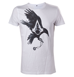Camiseta Assassins Creed Syndicate - White Crow