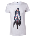 Camiseta Assassins Creed Syndicate - White Evie Frye