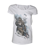 Camiseta Assassins Creed - freedom de mujer