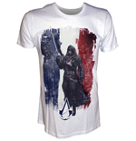 Camiseta Assassins Creed - French Flag with Arno