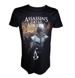 Camiseta Assassins Creed - Arno Streets of Paris