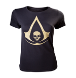 Camiseta Assassins Creed IV de mujer