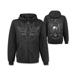 Sudadera Alchemy - Satan's Shield
