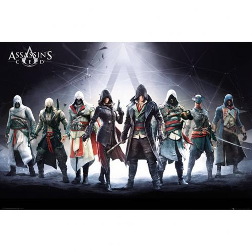 Póster Assassins Creed 240375
