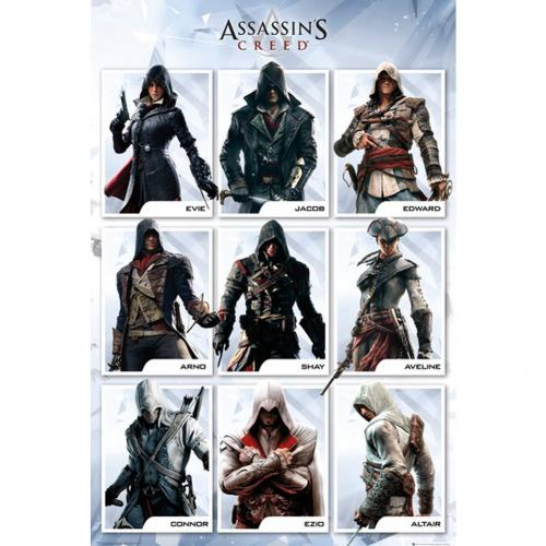 Póster Assassins Creed 240376