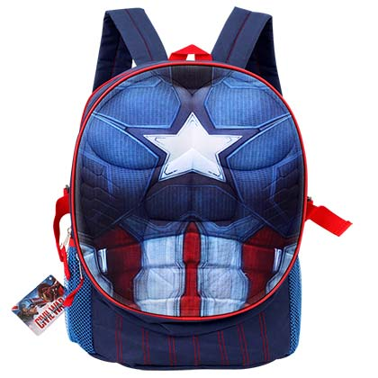 Backpack Capitán America