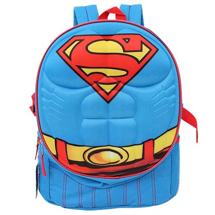 Backpack Superman