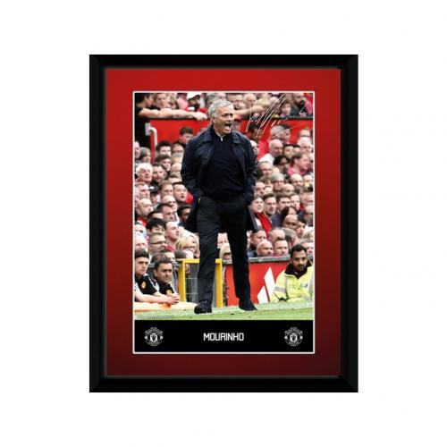 Póster Manchester United FC 240480