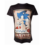 Camiseta Sonic the Hedgehog 240501