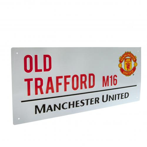 Placa Manchester United FC