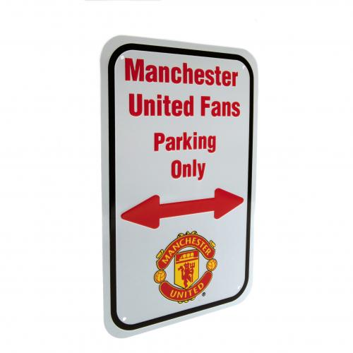 Placa Manchester United FC 240639