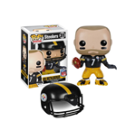 NFL POP! Football Vinyl Figura Ben Roethlisberger (Steelers) 9 cm