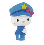 Hello Kitty minifigura Hello Kitty Police 6 cm