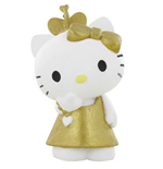 Hello Kitty minifigura Hello Kitty Gold 6 cm