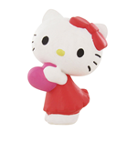 Hello Kitty minifigura Hello Kitty Heart 6 cm