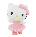 Hello Kitty minifigura Hello Kitty Dancer 6 cm