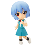 Evangelion 2.0 You Can (Not) Advance Figura Cu-Poche Rei Ayanami 11 cm