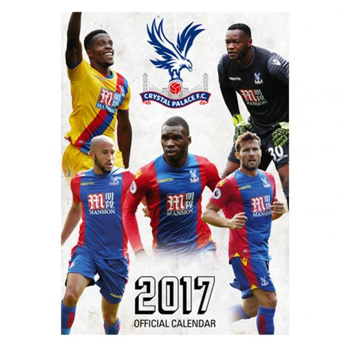 Calendario 2017 Crystal Palace F.C.
