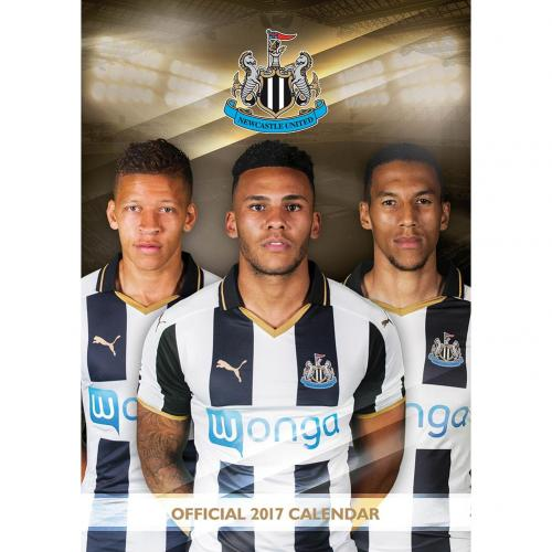 Calendario 2017 Newcastle United F.C.