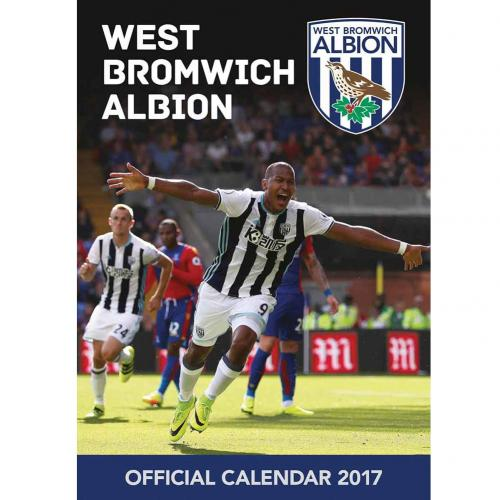 Calendario 2017 West Bromwich Albion F.C.