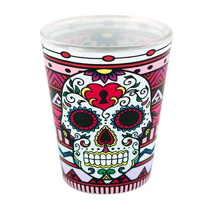 Taza de viaje Day Of The Dead