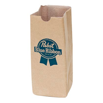 Bolsa regalo Pabst Blue Ribbon