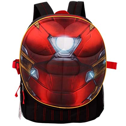 Backpack Iron Man