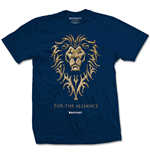 Camiseta World of Warcraft The Alliance