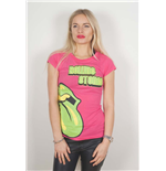 Camiseta The Rolling Stones Green Tongue