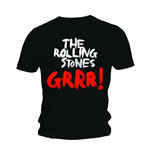 Camiseta The Rolling Stones Contrast Paint