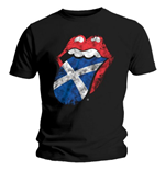 Camiseta The Rolling Stones Scotland Tongue