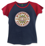 Camiseta The Beatles Sgt. Pepper