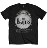 Camiseta The Beatles World Tour 1966