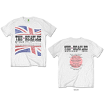 Camiseta The Beatles Budokan Set List