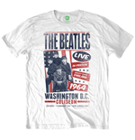 Camiseta The Beatles Coliseum Poster