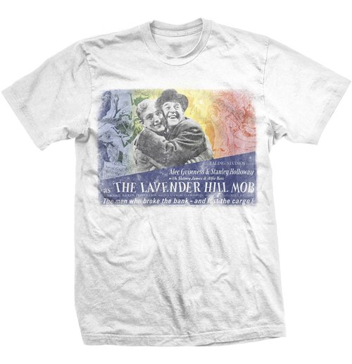 Camiseta StudioCanal The Lavender Hill Mob