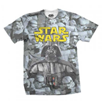 Camiseta Star Wars Imperial Photo Montage