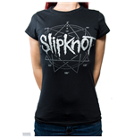 Camiseta Slipknot Logo Star