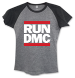 Camiseta Run DMC Logo