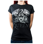 Camiseta Queen Logo